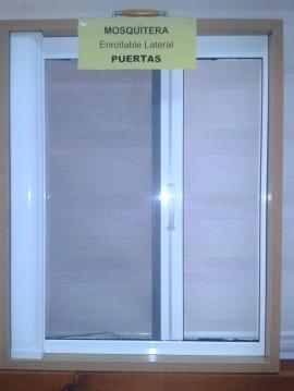 Mosquiteras cortinas lucena for Cortinas mosquiteras para puertas